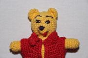 Gelber Bär für Kevin - 18.Juli 2015 - möchte gern Honig naschen