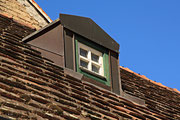 Baden bei Wien - Dachfenster