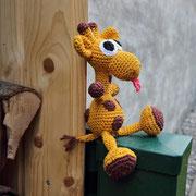 Giraffe für Emily - Ostern 2015 - bei herrlichem Wetter