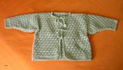 Babyjäckchen 2008 - mein Entwurf