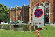 3., Wien Arsenal - ...im Teich erlaubt
