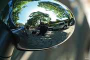 Auto-Rückspiegel