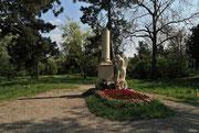 Sankt Marxer Friedhof - Mozartgrab