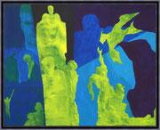 Kunst von Gregor Strunk - UNIKAT- Der Märchenerzähler 100 x 80 cm 2500 €