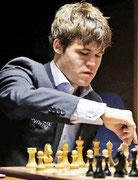 Magnus Carlsen (since 2013)