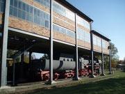 Der Modellbahnclub Hoyerswerda e.V. hat seinen Sitz in der ehemaligen Kohleverladungshalle