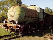 Eisenbahnfans kommen hier ganz auf ihre Kosten