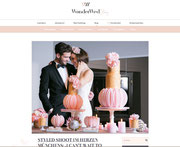 Kopfschmuck für urbane Hochzeit Brauthaarschmuck Stadt Hochzeit