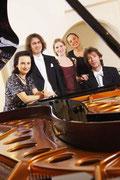 Münster, Hexameron-Projekt mit Bernd Glemser, Catherine Klipfel, Alina Kabanova und Michael Preiser (2005)