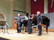 Baden-Baden, mit Saschko Gawriloff und Wolfgang Boettcher (2016)