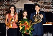 Gelsenkirchen, mit Monique Mead und Andrew Joy (2002)
