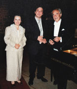 Schmallenberger Kammermusiktage 2004, mit Paul Badura-Skoda und Alexander Zolotarev