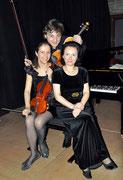 Overath, mit Natasha Korsakova und Manrico Padovani (2011)