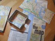 48_memo pad using NYC subway map