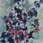 Clothilde Lasserre-Huile sur toile-cm-Galerie d'art à Biot-GABEL