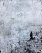 Sophie Hustin peinture. Acrylique sur toile.Galerie Gabel- Biot -Côte d'Azur