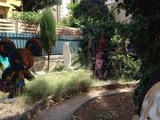 Le jardin extraordinaire de Moya!  Atelier de Patrick Moya