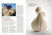 Martine Polisset céramique, galerie d'art Biot village