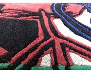 tapis Corneille neuf parfait état-certificat