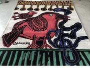 tapis Corneille neuf parfait état