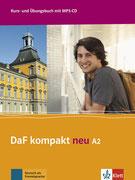 DaF kompakt neu A2, Klett