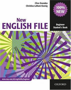 New English File - Beginner, Oxford