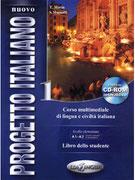 Nuovo Progetto Italiano 1, Edizioni Edilingua