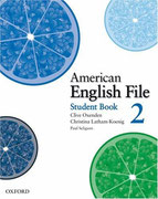 American English File 2, Oxford