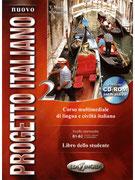 Nuovo Progetto Italiano 2, Edizioni Edilingua
