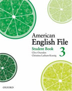 American English File 3, Oxford
