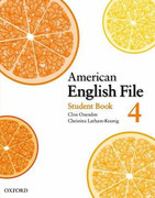 American English File 4, Oxford