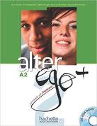 Alter Ego + A2, Hachette FLE