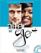 Alter Ego + B2, Hachette FLE