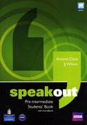 Speakout A2-B1, Pearson Longman