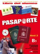 Pasaporte 3, Edelsa