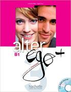 Alter Ego + B1, Hachette FLE