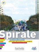 Spirale Nouvelle, Hachette FLE