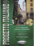 Nuovo Progetto Italiano 3, Edizioni Edilingua