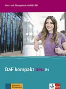DaF kompakt neu B1, Klett