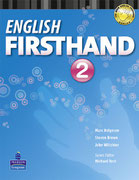 English Firsthand 2, Pearson Longman
