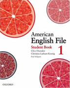 American English File 1, Oxford
