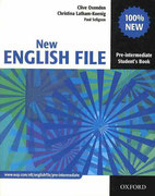 New English File - Pre Intermediate, Oxford