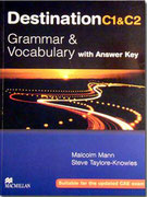 Destination: Grammar & Vocabulary C1-C2, MacMillan