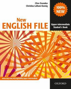 New English File - Upper Intermediate, Oxford