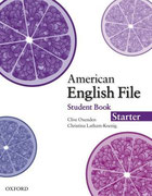 American English File Starter, Oxford