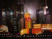 Shanghaï la nuit - Détails - perles