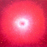 Fleur de cosmos  80x80cm  800€