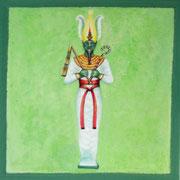 Osiris  30x30cm  Vendu à Régine Bétat. Saubion (40)