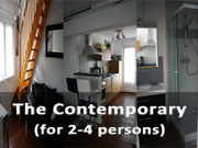 Normandy cottage rental