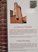 La maison de l'Occitanie à Toulouse